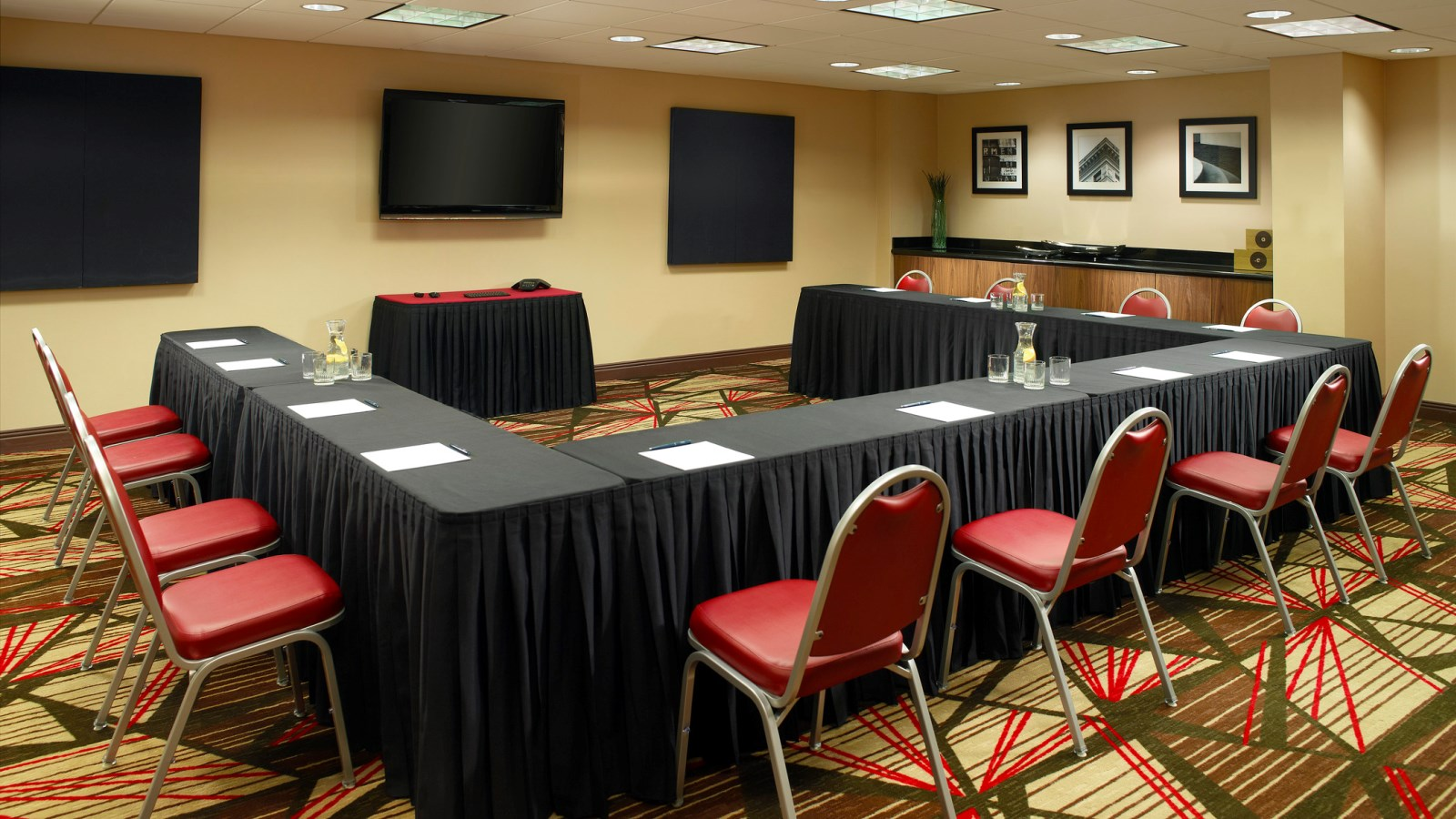 Nashville Event Space - Boardroom