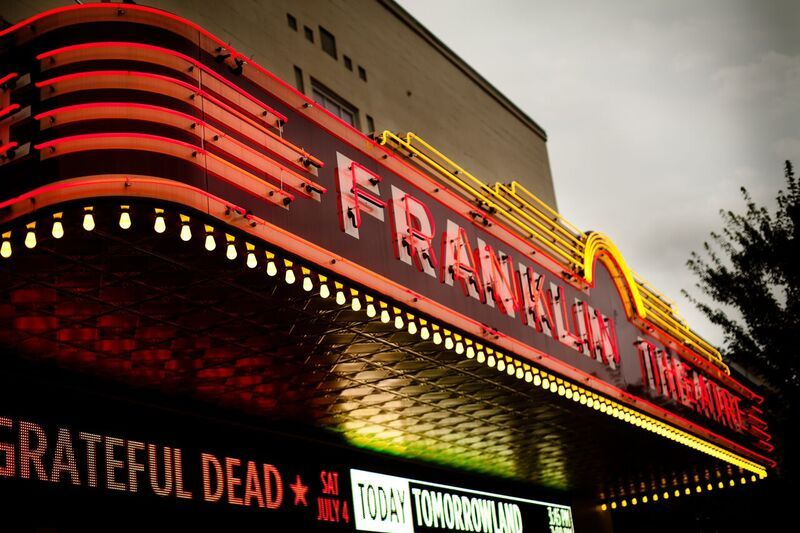 Things to do in Franklin - Franklin Theatre